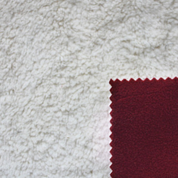 Knitting fabric composite pv fur